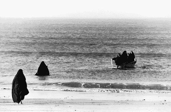 Shirin Neshat Rapture 1999