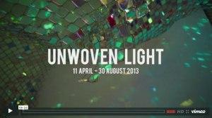 Unwoven Light WAAM