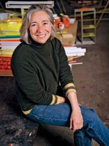 Judy Pfaff 2