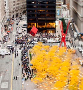 Wides Zuccotti Park [November 17, 2011] Pigmented ink print, 50 x 46 inches