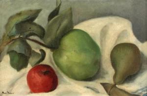 Nan Mason (1896-1982). Home Grown Fruit, 1920s.