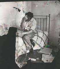 Lucian Freud by John Deakin