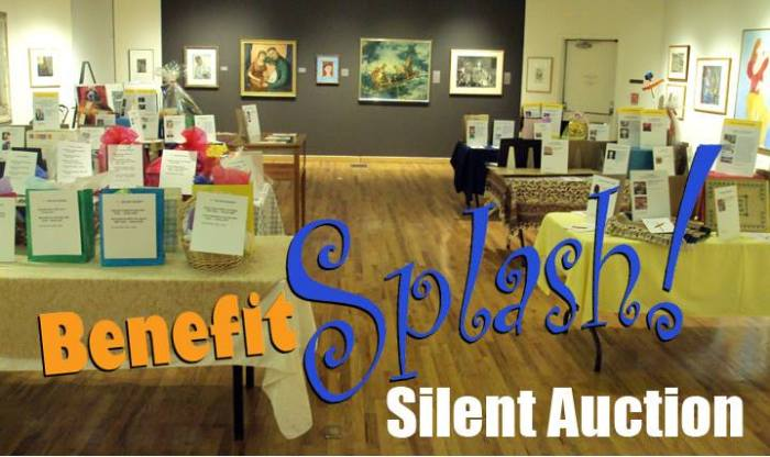 splash silent auction