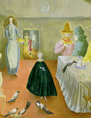 Leonora Carrington, The Old Maids 1947