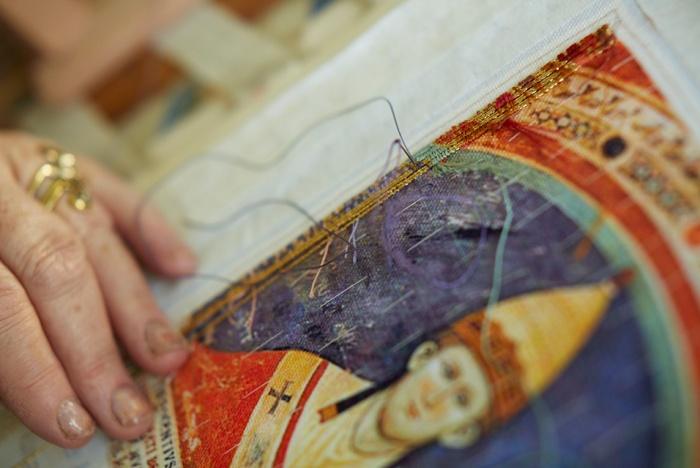 Detail frim Magna Carta