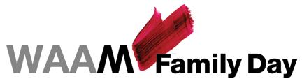 WAAM Family Day header