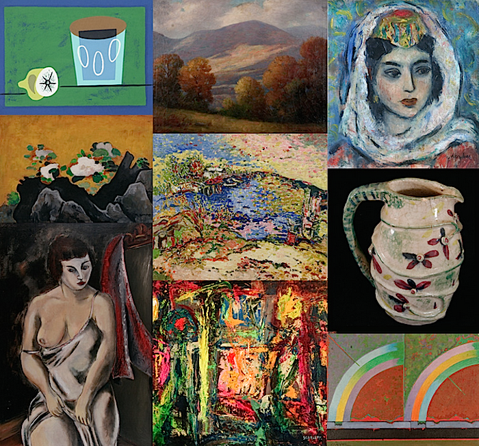 13th Woodstock Fine Art Auction