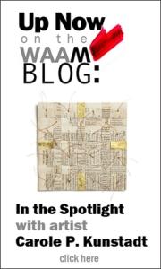 WAAM Blog Up Now widget